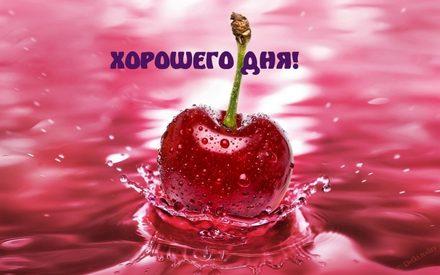 Добрая картинка хорошего дня для друзей! скачать открытку бесплатно | 123ot
