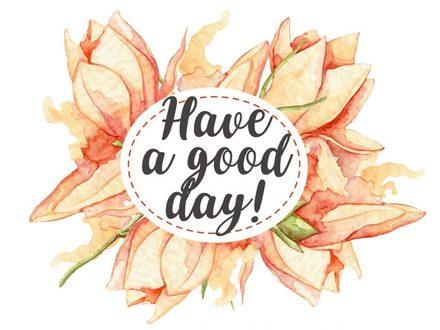 Добрая открытка доброго дня для друзей! скачать открытку бесплатно | 123ot
