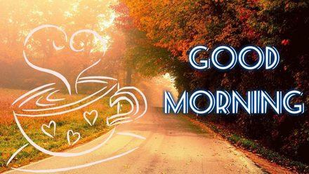 Красивая картинка с добрым утром для любимого деда! скачать открытку бесплатно | 123ot