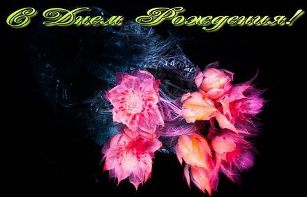 Яркая, красивая открытка с днём рождения любимой жене с текстом, с пожеланием и стихом! Дорогоая женушка, с днём рождения! Поздравление женщине, красивые цветы. Скачать открытку на день рождения жене, любимой женщине бесплатно онлайн! скачать открытку бесплатно | 123ot