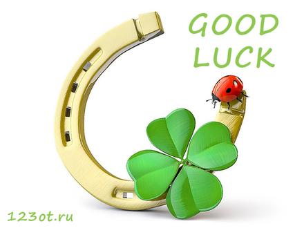 Картинка желаю успехов, удачи, счастья на английском (wheel fortune) отправить на вацап (whatsApp)! скачать открытку бесплатно | 123ot