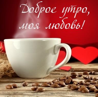 Моя жизнь... Гифки с добрым утром любовь моя, гифки страстные с добрым утром! скачать открытку бесплатно | 123ot