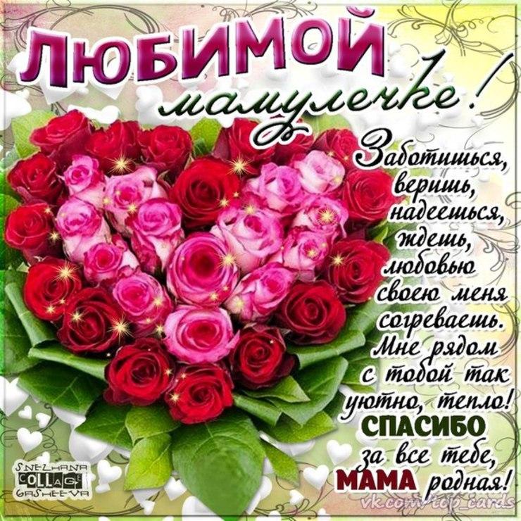 предусматривает самые искренние поздравления с днем рождения любимой маме ассортимент набора