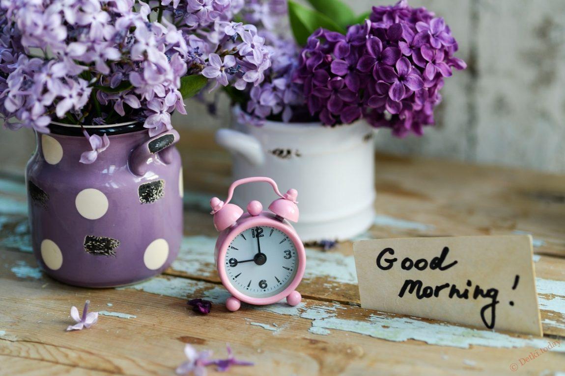 Открытки с добрым утром на воскресенье