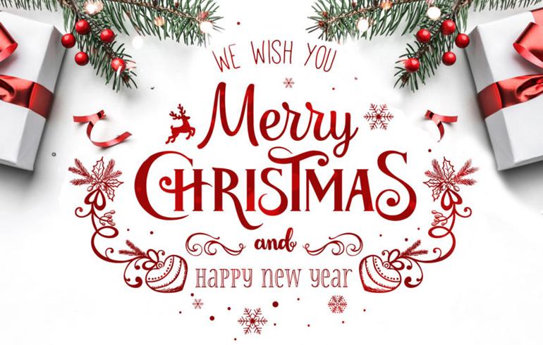 Открытка на католическое Рождество! 25 декабря! Merry Christmas and a Happy New Year! скачать открытку бесплатно | 123ot