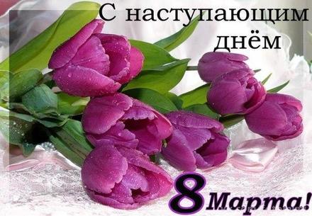 Открытка, картинка, 8 марта, открытка на 8 марта, открытка с 8 марта, стихи с 8 марта, поздравление с 8 марта, тльпаны. Открытки  Открытка, картинка, 8 марта, открытка на 8 марта, открытка с 8 марта, поздравление на 8 марта, поздравление с 8 марта, картинка 8 марта, картинка с 8 марта, международный женский день скачать бесплатно онлайн скачать открытку бесплатно | 123ot