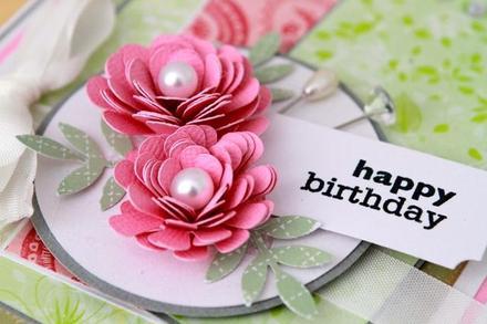 Открытка на день рождения! Поздравляю с Днём Рождения! На английском! Happy birthday! скачать открытку бесплатно | 123ot